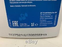 Bmw zf oe 6hp26 automatic gearbox filter oil service kit DA6085G zf lifeguard 6