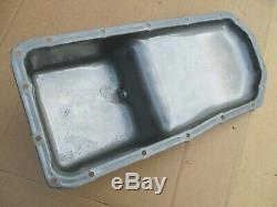 Buick Nailhead 364 401 425 Rear Sump Oil Pan 57 58 59 60 61 62 63 64 65 66 Gs