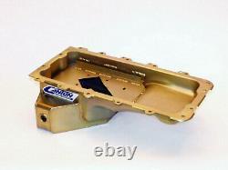CANTON SBF 4.6L S/S Oil Pan 7qt. Rear Sump P/N 15-780