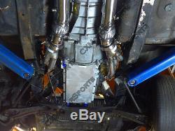 CXRacing Dry Sump Aluminum Oil Pan For LS1 LSx AN-12 AN-10 AN-8 Ports