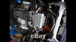 CXRacing Front Sump Aluminum Oil Pan For Cressida MX83 GM LS1/LSx Swap