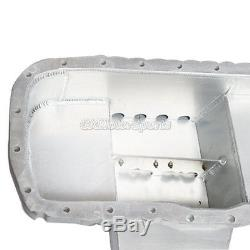 CXRacing Front Sump RB26DETT Aluminum Oil Pan For 89-98 Nissan 240SX S13 S14