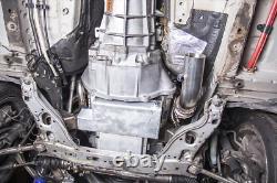 CXRacing Rear Sump LS1 LSx Oil Pan For 04-13 BMW 3 Series E90/E91/E92/E93