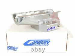Canton 15-260 SB Chevy 12 Inch Long Sump Pre-1980 Road Race Oil Pan Used