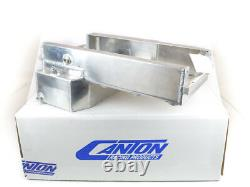 Canton 15-286A Oil Pan Dart LS Next Front Sump Road Race Used