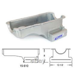 Canton 15-610 Oil Pan For Ford 289-302 Front T Sump Street Pan