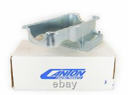 Canton 15-660 Oil Pan For Ford 351W For Front T Sump Street Road Race Pan Blem