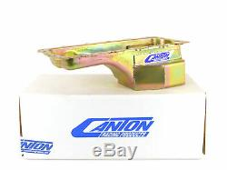 Canton 15-784 Oil Pan For Ford 4.6L 5.4L Road Race T Sump Pan
