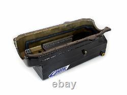 Canton 18-100 Oil Pan Small Block Chevy Pre-1985 Full Length Sump Marine Oil Pan