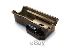 Canton 429-460 Ford Cobra Kit Car Rear T-sump Oil Pan & Pickup Tube 15-766