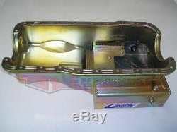 Canton Ford 351W Street Strip 8 Quart Front Sump Oil Pan Cobra Kit Car 15-680S