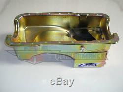 Canton Mustang 5.0 302 7 Quart Deep Rear Sump Street Oil Pan SBF Qt. 15-620S