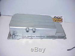 Champ Pans LS SB Chevy Dry Sump Oil Pan Wegner GM Performance NASCAR K & N