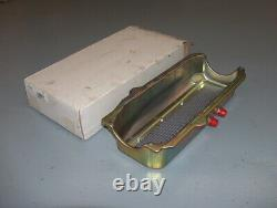 Champ Pans Steel Dry Sump 57-85 SB Chevy SBC Oil Pan New in Box CP150R12