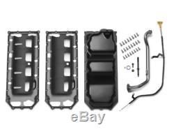 Dodge 5.7L 6.4L Hemi Crate Engine Rear Sump Oil Pan Kit Hot Rod Mopar OEM