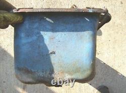 Dodge Truck Front Sump Oil Pan 440 Mopar 383 400 413