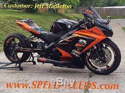 Drag Race 1.5 Low Profile Billet Oil Pan & Pickup Suzuki Gsxr1000 1000