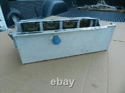 Dry Sump Oil Pan SBC Chevy Moroso Aluminum Small Block Chevy