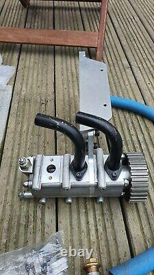 Dry sump system Vauxhall C20XE C20LET without oil pan