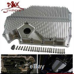 EA888 Oil Sump Pan For Gen2 Gen 3 VW Golf GTI R MK6 MK7 Audi A3 S3 TSI 1.8T 2.0T