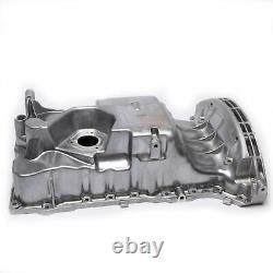 Engine Oil Pan Oil Sump Housing Fit For Mercedes B Class W246 CLA Class C117