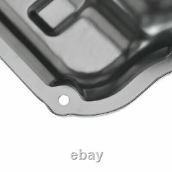 Engine Oil Pan Sump for Nissan Cube Z12 Micra III Qashqai+2 I Note 1.6 Petrol