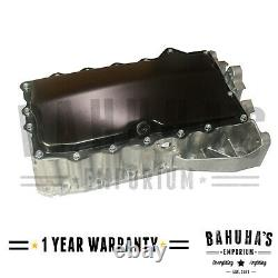 Engine Oil Sump Pan For Vw New Beetle, New Beetle Convertible 2.0 Brand New