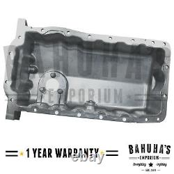 Engine Oil Sump Pan Vw Bora, New Beetle, Polo, Sharan 1.6 1.9 2.0 + Free Sealant