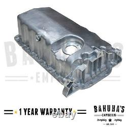 Engine Oil Sump Pan With Sensor Hole For Ford Galaxy Mk1 1.9 Tdi 1995-2006