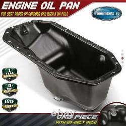 Engine Oil Sump Pan for Seat Arosa 6H Cordoba 6K2 Ibiza II VW Lupo Polo 6N1 6N2
