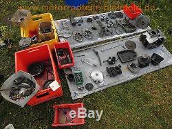 Ersatzteil spare-part Zündapp K500 1x Ölwanne oil sump pan ggf. K400 KS500