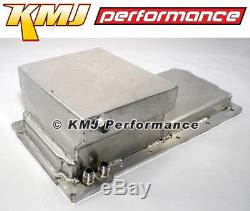 Fabricated Aluminum Engine Swap Oil Pan Rear Sump Chevy GM LS V8 Swap 5.3L 6.0L