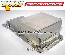 Fabricated Aluminum Oil Pan Front Sump Chevy GM LS V8 Swap LS1 LS2 LS6 LQ9