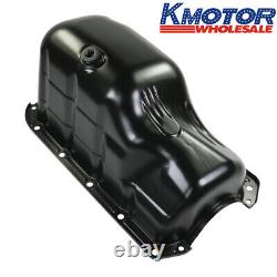 Fit FOR FORD KA 2008-2020 WARD STEEL ENGINE OIL SUMP PAN