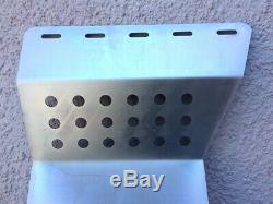 Fits For Bmw E30 M3 M20 Oil Sump Pan Cover Protector/guard Express Delivery