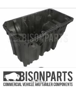 Fits Mercedes Actros Mp1 Mp2 Mp3 (1996 2013) Engine Oil Pan Sump Bp129-096