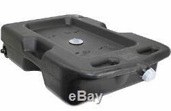 Flotool Oil / Antifreeze Drainage Pan Drain Sump Container 54 Litre 42008mie