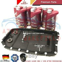 For 3 Series Automatic Transmission Gearbox Sump Seal Pan Filter & 7l Oil Kit