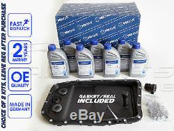 For Bmw 1 3 5 Series 6hp19 Automatic Sump 6 Speed Gear Box Oil Filter Pan Kit