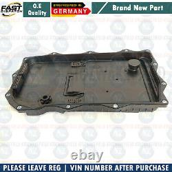 For Bmw 1 Series F20 F21 Automatic Transmission Gearbox Sump Pan Filter Oil Kit