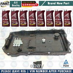 For Bmw 4 Series Automatic Gearbox Transmission Sump Pan Seal Filter 8l Oil Kit