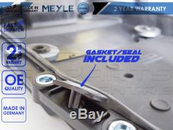 For Bmw Jaguar Automatic Transmission Gearbox Sump Pan Filter Seal 7l Oil Kit