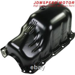 For Fiat Grande Punto 2005-2009 1.2 & 1.4 8V Steel Engine Oil Sump Pan