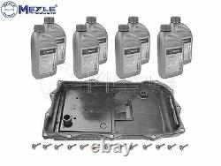 For X5 E70 10- 8hp Automatic Transmission Gearbox Pan Sump Filter Atf Plus 9 Oil