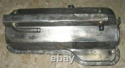 Ford 2.0 Pinto SOHC Dry Sump Oil Pan Steel Used Formula 2000 S2000 Vintage Race