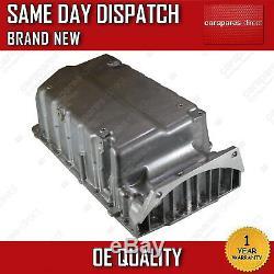 Ford Galaxy Mk2 / Mondeo Mk4 2.0 Tdci 20062015 New Aluminium Oil Sump Pan