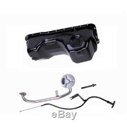 Ford Performance M-6675-A50 5.0L SBF Rear Sump Oil Pan