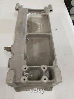 Formula Ford Van Dieman RF85 Alloy dry sump pan