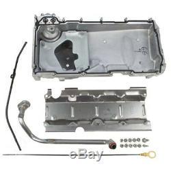 GM Performance Parts Oil Pan Kit LS Rear Sump