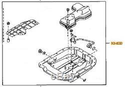 Genuine Mazda RX8 RX-8 Oil Sump Pan N3H8104AXD
